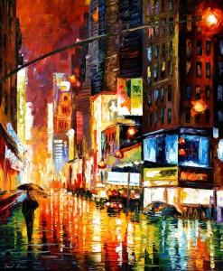 1050     36x30   Times Square - 8