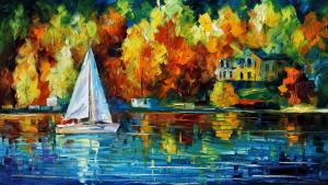2084  house of the lake    20x36 - 6
