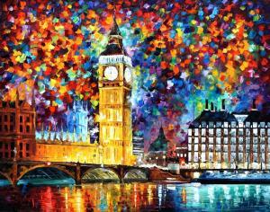 2145  big ben london 2012  30x40 - popular