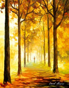 2442  Yellow Mood 16x20