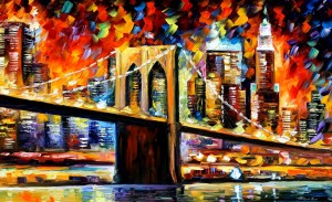 945      24x40  BROOKLYN BRIDGE - 9